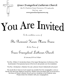 sample invitation letter church opening images invitation sample