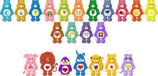 care bears cousins katcombs deviantart