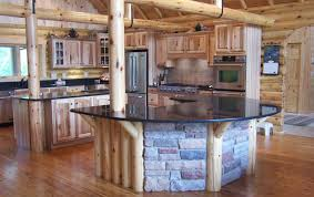 cabin styles kitchen styles log cabin