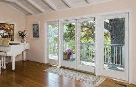 Patio Doors With Windows That Open Renewal By Andersen Replacement Windows Rba Doors