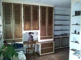 bureau dans un placard placard integre chambre placard de bureau chambre avec bureau