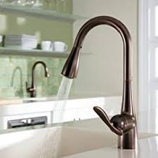 moen boutique kitchen faucet moen 7594c arbor one handle high arc pulldown kitchen faucet