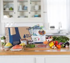 Imperial Home Decor Group Blue Apron 2 Person Home Cooking Meal Plan With 12 Meals Page 1