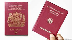 Seeking German Sharp Rise In Britons Seeking German Passports As Brexit Looms