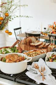 beautifully styled thanksgiving tablescape ideas original caroline