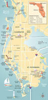 Florida Turnpike Map Florida Map Of All Beaches Click On An Area And A Thorough At Of
