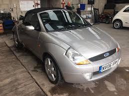 used ford streetka cars for sale motors co uk