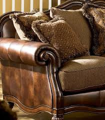 Faux Leather Living Room Furniture by 46 Best Ashley Furniture Images On Pinterest Living Room