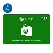 e gift card xbox live egift card various amounts email delivery sam s club
