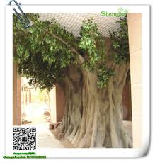 sjrs 4 make artificial trees home decoration ficus retusa bonsai