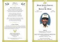memorial card template word best u0026 professional templates
