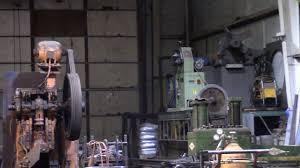 blacksmith shop floor plans forge tour postville blacksmith shop youtube