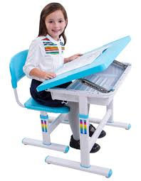 White Desks For Kids by Kid Desk With Chair Design Homesfeed