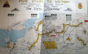 Ww2 Map Home Third Armored Division Archives The War In Photography