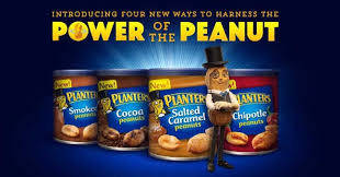 Planters Peanuts Commercial by Planters Debuts Salted Caramel Cocoa Chipotle And Smoked Peanuts