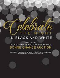 2015 bonne chance auction catalog by villa duchesne and oak hill