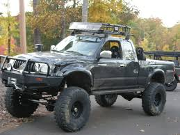 2005 Toyota Tacoma Roof Rack by 2001 Toyota Tacoma Information And Photos Zombiedrive
