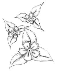 Draw A Flower Vase 100 How To Draw A Simple Flower Lotus Flower Drawings Made