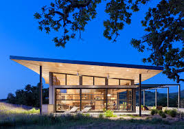 Modern Architectural Designs Home Plans For Rural California Land - California home designs