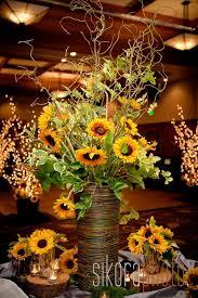 Sunflower Arrangements Ideas Best 25 Sunflower Wedding Flower Arrangements Ideas On Pinterest