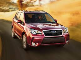 customized subaru forester 2017 subaru forester review and information united cars united