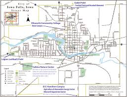 Map Of Iowa State by Maps U0026 Directions Ellsworth Community College