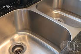 shine stainless steel sink how to make your stainless steel sink shine hometalk