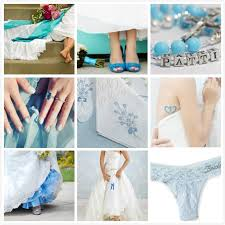 something blue ideas 52 best weddings something new borrowed blue images on