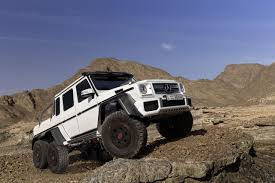 mercedes benz g63 amg 6 6 side view off road autonetmagz