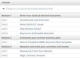 business planning u0026 goal setting real estate coach team building