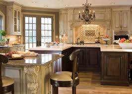 hardwood floors and dark cabinets top preferred home design