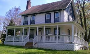southern home plans with wrap around porches wrap around porch home plans house plans from the 1940s homepeek