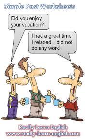 past tenses worksheets
