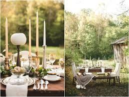 dã co mariage pas cher décoration mariage chêtre plus de 50 idées originales