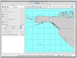 United States Map Longitude Latitude by Intro To My World