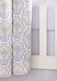 Pink And Grey Nursery Curtains by Wendy Bellissimo Nursery Separates For Girl Wendy Bellissimo