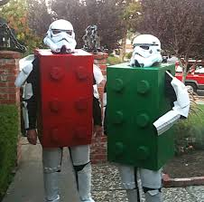 Boys Lego Halloween Costume Awesome Fun Lego Halloweencostumes