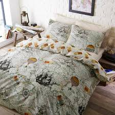 explorer polycotton duvet set size double amazon co uk kitchen