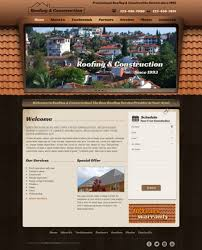 roofing and construction html5 wordpress theme html5 templates