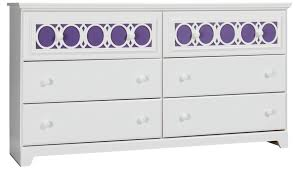 Zayley Twin Bedroom Set Ashley Zayley Ashley Zayley 6 Drawer Dresser Jordan U0027s Furniture