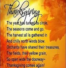 thanksgiving poems for friends 5 mr