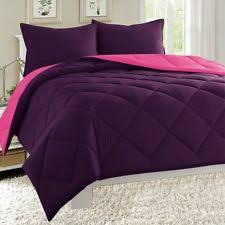 Plum Bed Set Anthology Comforter Set 4pc Elelphant Pillow Bohemian