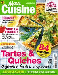 maxi cuisine magazine maxi cuisine avril 2018