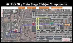 light rail to sky harbor phx sky train stage 2
