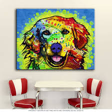 direct selling home decor direct selling special offer paintings fallout painting golden