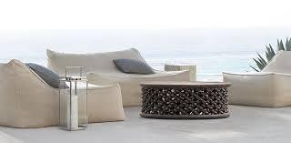 Low Patio Furniture Comfortable Low Profiles Monochrome Lanai Furniture Ibiza