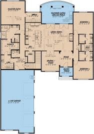 Houseplan Com by European Style House Plan 4 Beds 3 50 Baths 4035 Sq Ft Plan 923 3