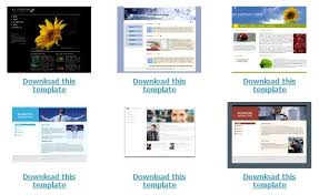 15 free flash templates download website ntt cc