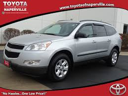 pre owned 2012 chevrolet traverse ls 4d sport utility in