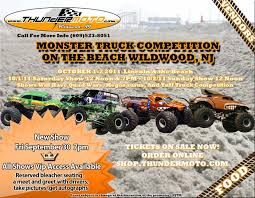 mxptv u2013 mega monsters beach monster truck competition